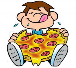 Picnic clipart pizza