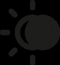 Eclipse clipart