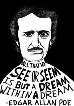 Edgar Allan Poe clipart Edgar Allan Poe Drawing