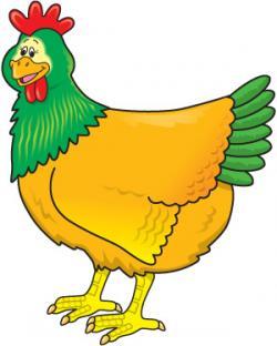 Chick clipart carson dellosa