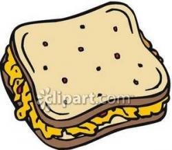 Sandwich clipart tuna sandwich