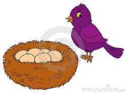 Bird's Nest clipart bird nest