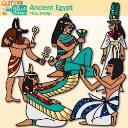 Egyptian Queen clipart ancient egyptian
