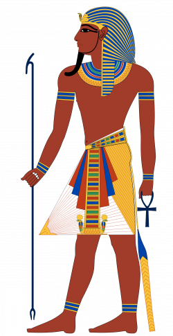 Egyptian Queen clipart egyptian art