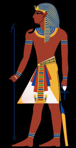 Egyptian clipart pharaoh