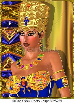 Egyptian Queen clipart cleopatra
