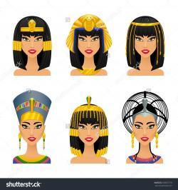 Cleopatra clipart Cleopatra Drawing