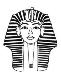 Head clipart pharaoh