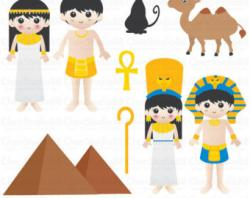 Egyptian Queen clipart egyptian boy