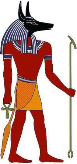 Anubis clipart seth