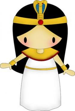 Egyptian Queen clipart egyption