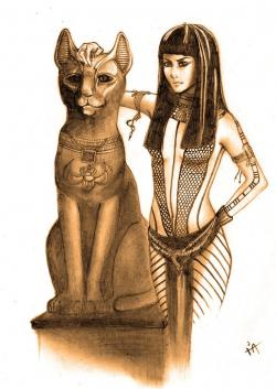 Egyptian Queen clipart greek woman