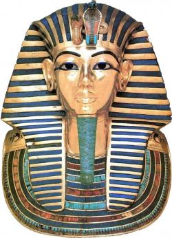 Egyptian Queen clipart king tut