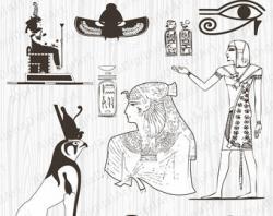 Mummy clipart sphinx egypt