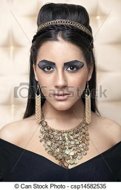 Egyptian Queen clipart real