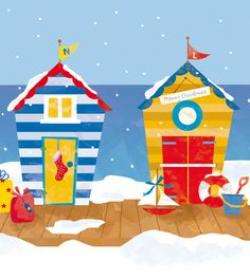 Eiland clipart seaside