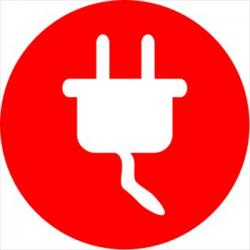 Plugged clipart electrician tool