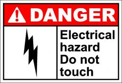 Electrical clipart electricity safety