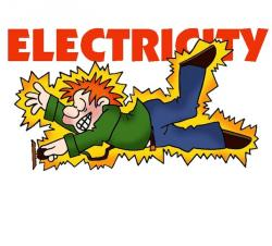 Electricity clipart accident