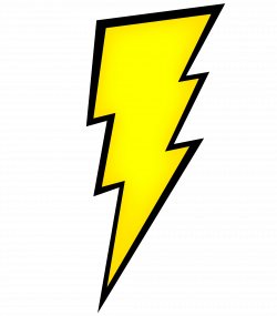 Flash clipart zeus thunderbolt