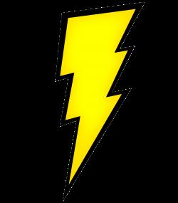Flash clipart zeus thunderbolt
