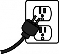 Plug clipart