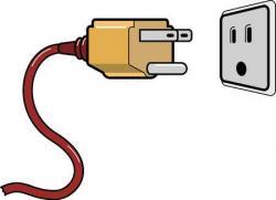 Plug clipart plug socket