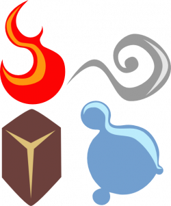 Elements clipart