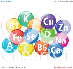 Elements clipart chemistry