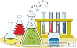 Elements clipart chemical solution