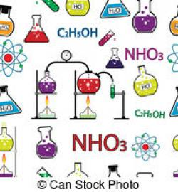 Elements clipart chemistry class