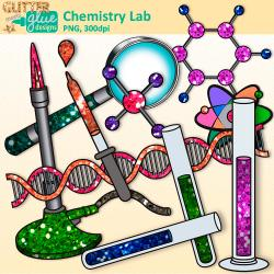 Laboratory clipart chemical