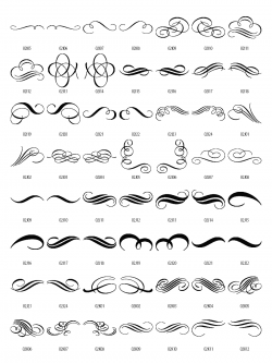 Scroll clipart decorative accent