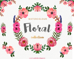 Element clipart floral