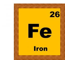 Elements clipart iron