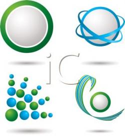 Element clipart logo