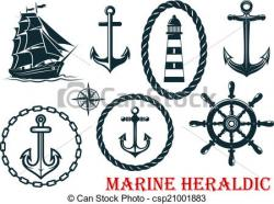 Element clipart nautical