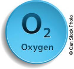 Elemental clipart oxygen