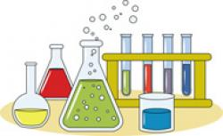 Element clipart scientific experiment