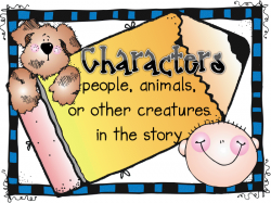 Elements clipart story