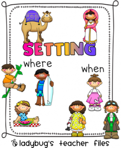Setting clipart story