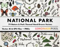 National Park clipart wilderness