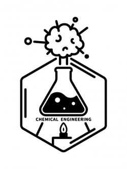 Elemental clipart chemical engineering