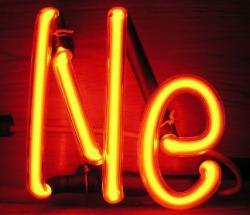 Elemental clipart neon