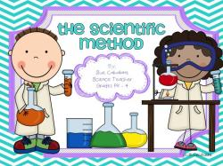 Elemental clipart scientific investigation