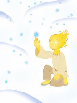 Elemental clipart winter