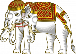 Asian Elephant clipart thai elephant