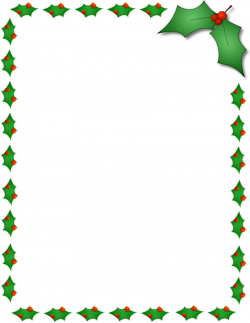 Holydays clipart boarder