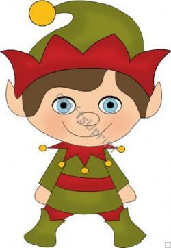 Elf clipart boy elf