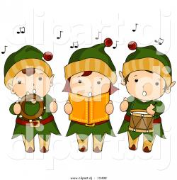 Elf clipart children's